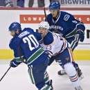 Higgins gets SO winner as Canucks beat Oilers, 5-4 The Associated Press
