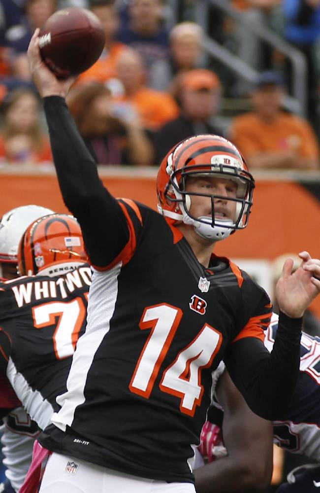 Five Things from Bengals' 13-6 win over Patriots