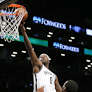 Nets beat Grizzlies, over .500 for first time The Associated Press
