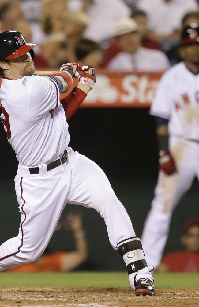 Price struggles early as Rays lose to Angels 6-2