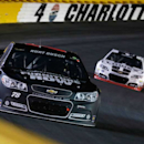 Kurt Busch fastest in first Charlotte practice