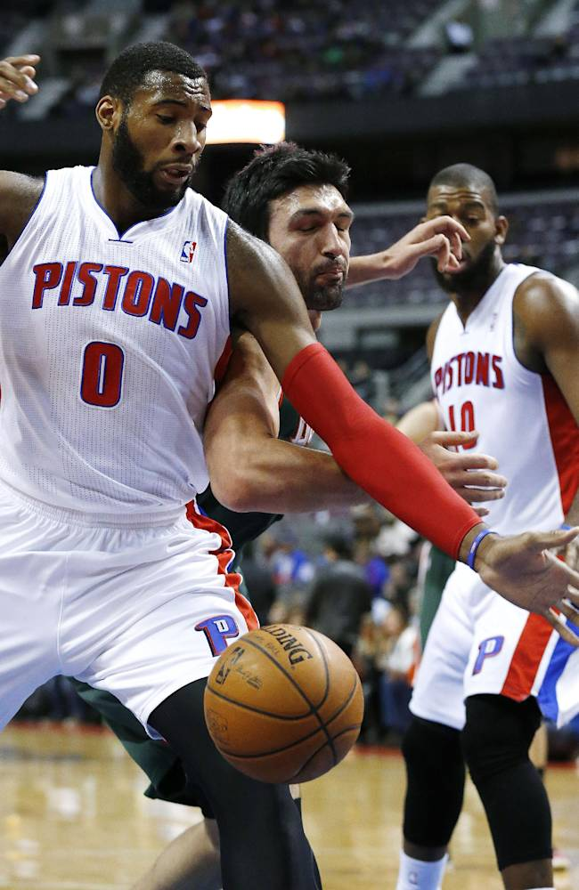 Brandon Jennings helps Pistons rout Bucks 113-94