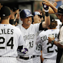 Tulo, Stubbs homer, Rockies beat Twins 6-2 The Associated Press