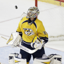 Predators score 3 in 1st, hang on for win The Associated Press