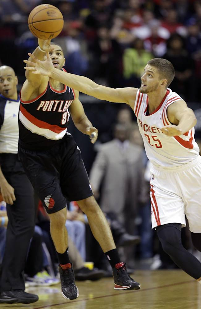 Rockets rally for 118-113 OT win over Blazers