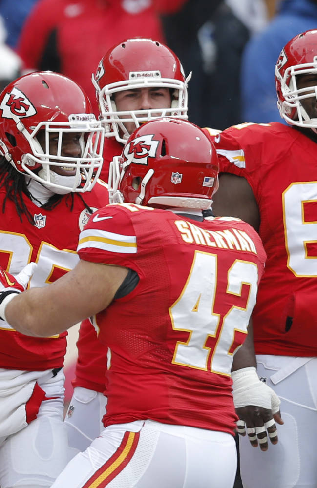 Chiefs, 49ers get 8 players each for Pro Bowl
