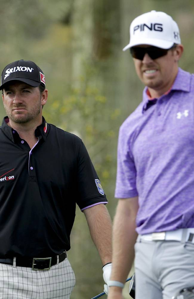 Another stunning escape for McDowell at Match Play