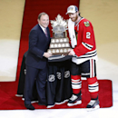 Keith caps Conn Smythe performance with game-winning goal The Associated Press
