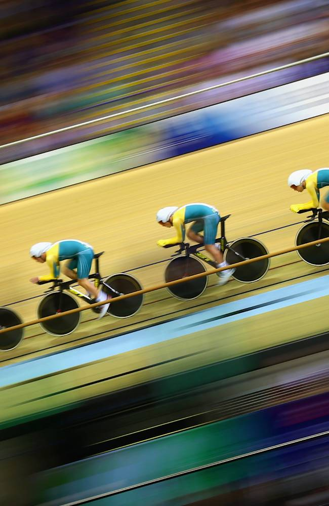 20th Commonwealth Games - Day 1: Track Cycling