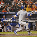 Gordon-led Royals beat Orioles 8-6 in ALCS The Associated Press