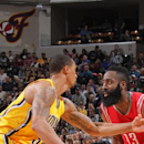 Harden scores 44, Rockets pull away from Pacers 110-100 The Associated Press