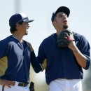 Garza, Lohse bring levity, leadership to Brewers The Associated Press
