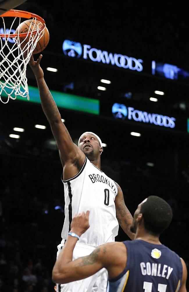Nets beat Grizzlies, over .500 for first time