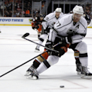 Carter scores 3 goals in Kings' 4-2 win over Ducks The Associated Press