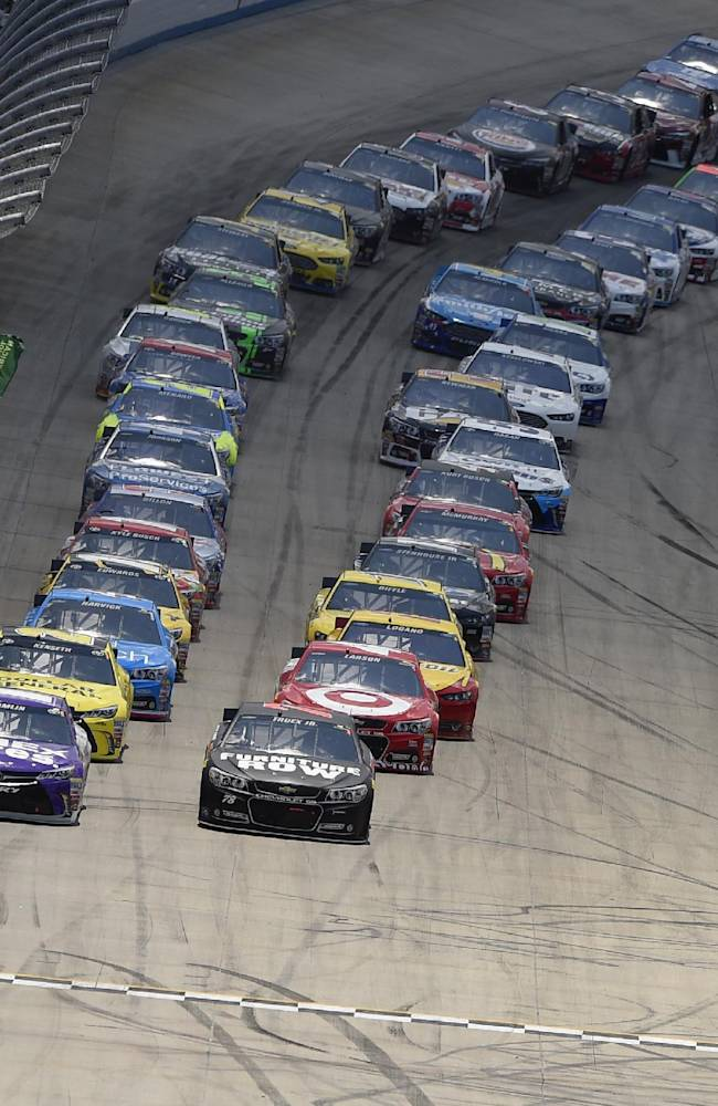 Column: NASCAR has long needed a driver council for feedback