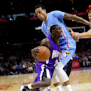 Sacramento Kings v Los Angeles Clippers Getty Images