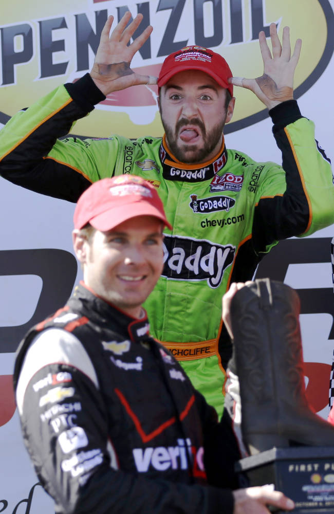 Hinchcliffe 'not in a rush' to figure out future