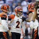 Bengals turning into kings of the road The Associated Press