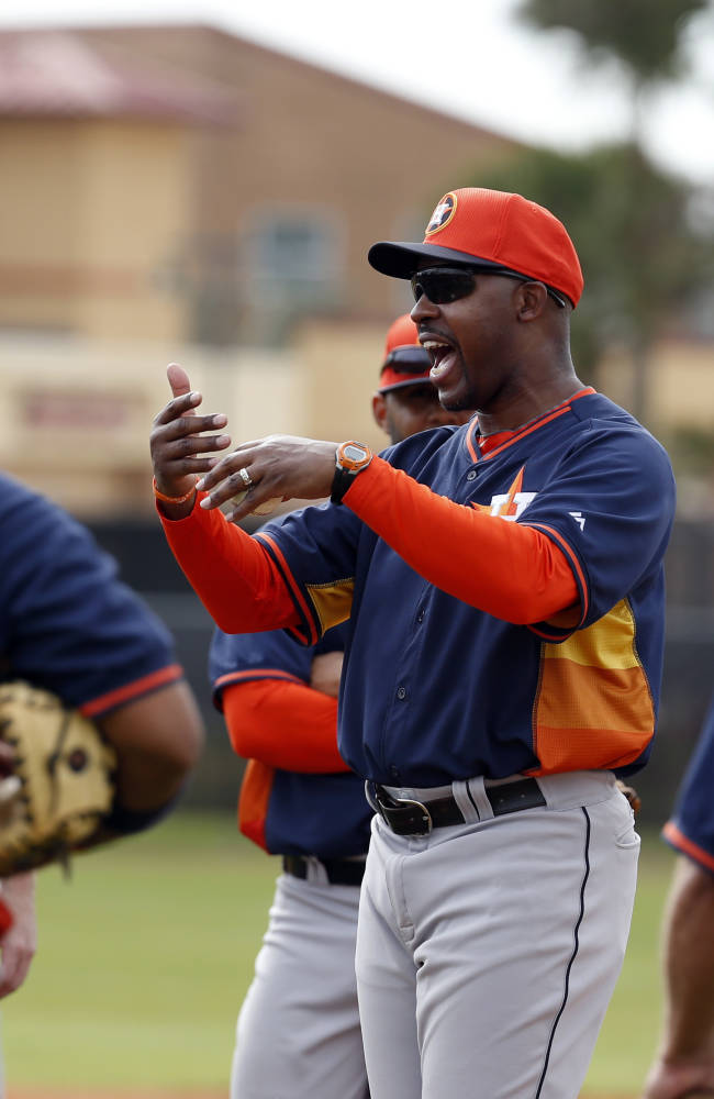 Harrell hopes to return to 2012 form for Astros