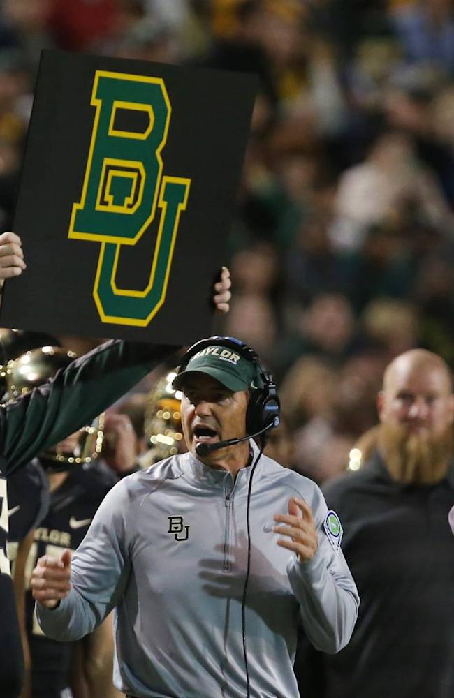K-State hoping to slow down No. 15 Baylor