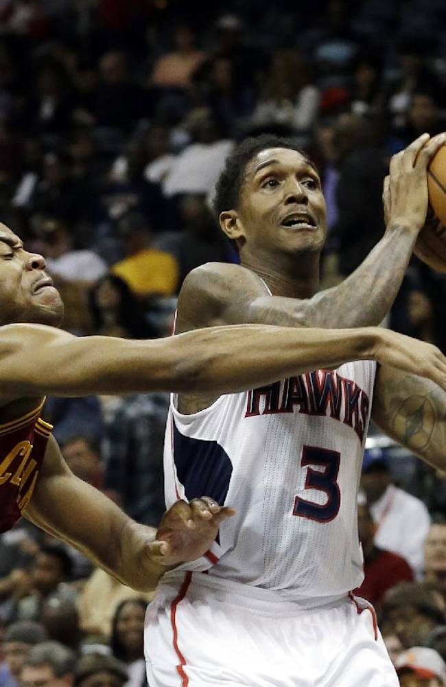 Korver sets 3-point mark, Hawks beat Cavs 108-89