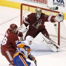 Klinkhammer leads Coyotes past Islanders 6-3 The Associated Press