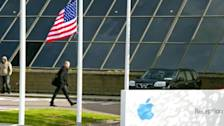 Ireland rejects blame in Apple tax row