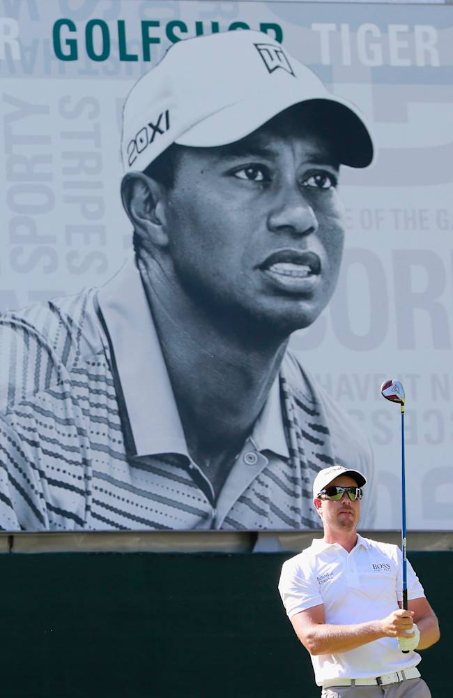 TOUR Championship by Coca-Cola - Round One