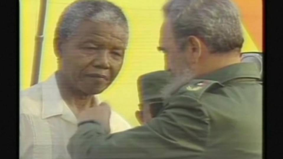 Latin American countries hail Mandela as global model for peace