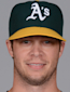 Evan Scribner - Oakland Athletics