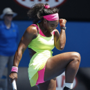 Serena Williams through to Australian Open semifinals (Yahoo Sports)