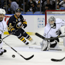 LA Kings G Quick heads home for injury evaluation The Associated Press