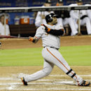 Sandoval's homer helps Giants beat Marlins 9-1 The Associated Press