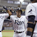 Longoria homers, Rays rough up Wilson, Angels 10-3 The Associated Press