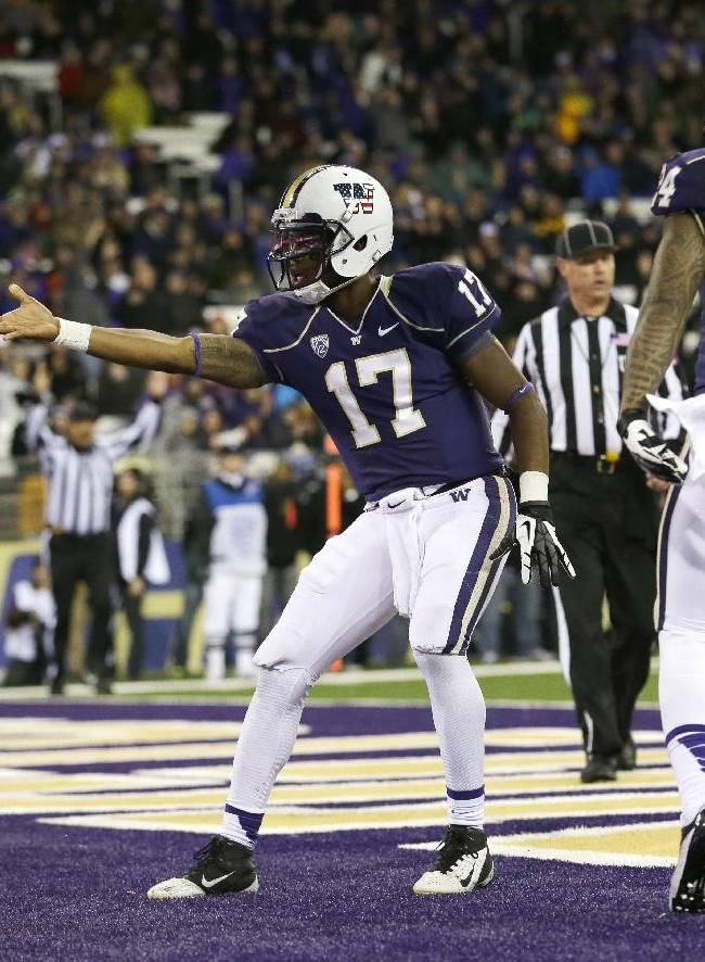 Huskies have quick turnaround facing No. 13 UCLA