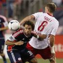 Alston, Porter win MLS season honors The Associated Press