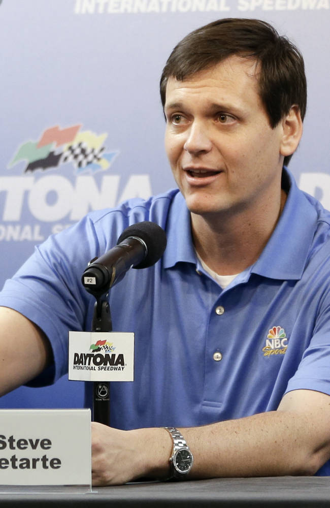 Earnhardt fears ability to replace Letarte