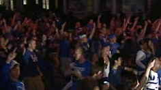Kentucky Wildcats NCAA Win Followed by Violence