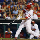 Utley's 3-run shot lifts Phillies over Astros 10-3 The Associated Press