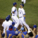 Indians-Royals game suspended in 10th inning The Associated Press