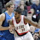 Ellis hits winner and Mavs beat Blazers 108-106 The Associated Press