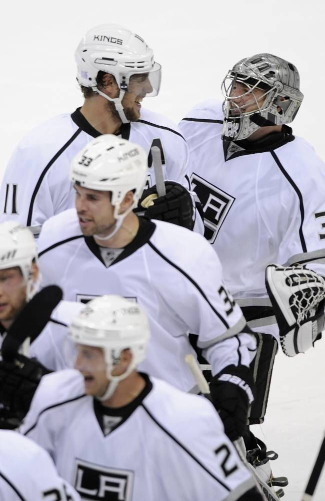 Los Angeles Kings v Minnesota Wild