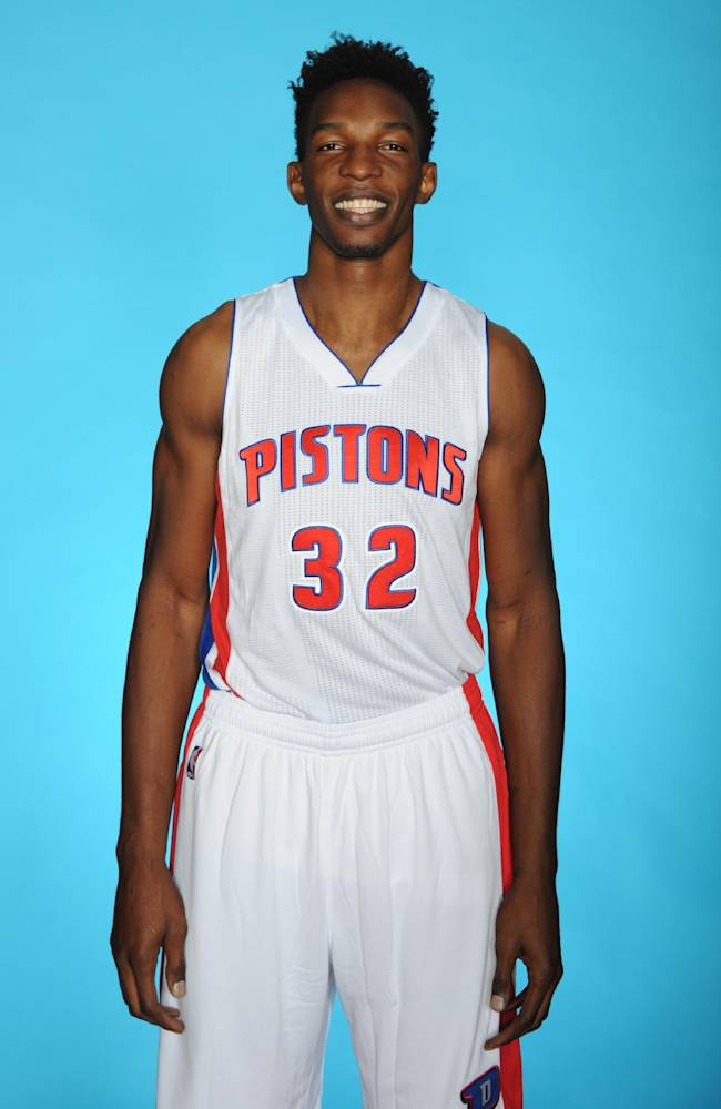 Pistons waive Thabeet, 3 others