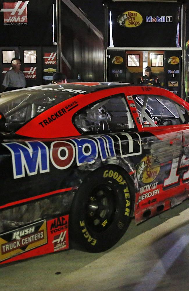Stewart back on the track, but big issues remain