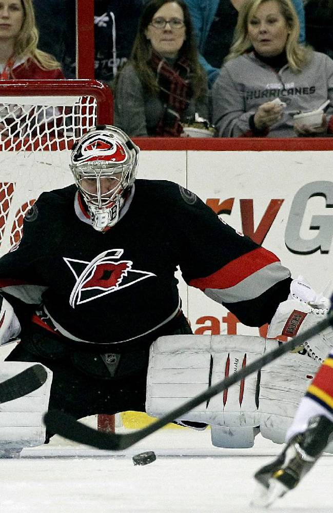 Hurricanes extend home dominance of Panthers, 5-1