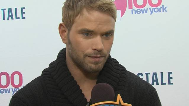 Kellan Lutz Talks 'The Legend Of Hercules'