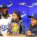 Kendrick intrigued by Dodgers' offseason overhaul The Associated Press