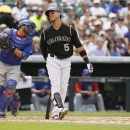 Chicago Cubs v Colorado Rockies Getty Images