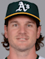 John Jaso - Oakland Athletics