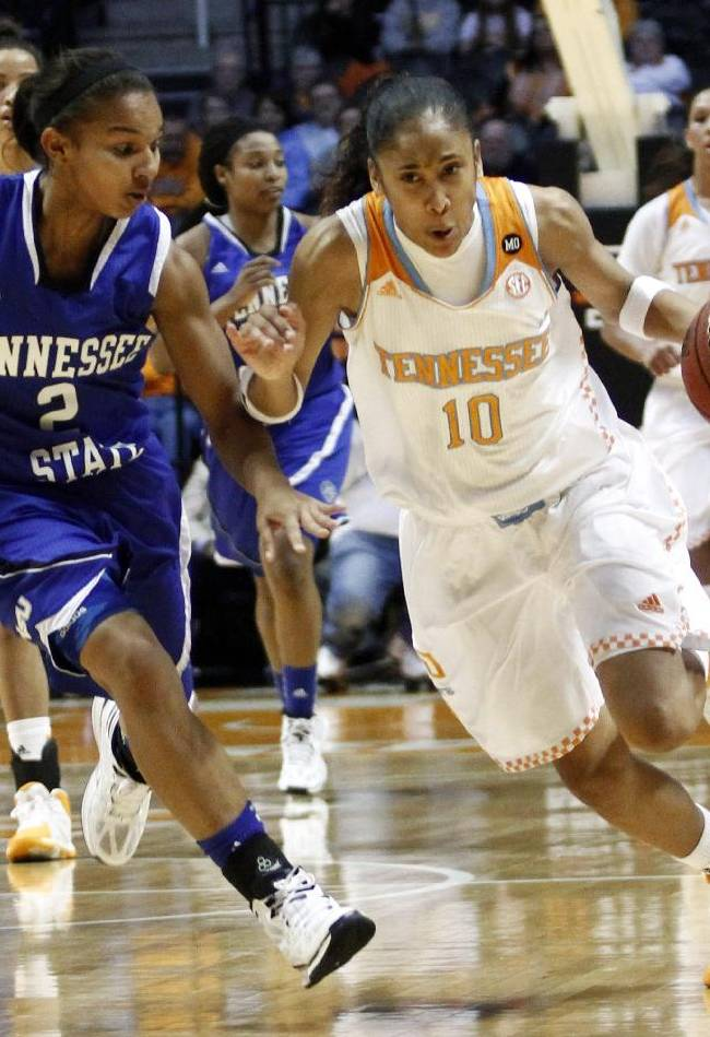 No. 3 Lady Vols facing big test at No. 6 Stanford